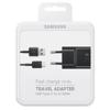 Image de Chargeur rapide Samsung EP-TA20EBE Type-C noir