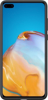 Image de Étui de protection en PU pour Huawei P40 Pro Noir
