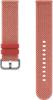 Image de SKR82MRE Bracelet Kvadrat Band pour Samsung Galaxy Watch Active 2 Rouge