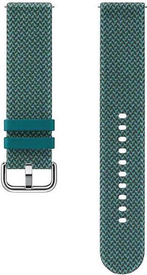 Image de SKR82MRE Bracelet Kvadrat Band pour Samsung Galaxy Watch Active 2 Vert