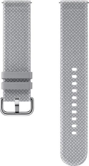 Image de SKR82MRE Bracelet Kvadrat Band pour Samsung Galaxy Watch Active 2 Gris