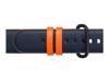 Image de XVR500BRDDW Robe en cuir Active pour Samsung Galaxy Watch Active 2, noir