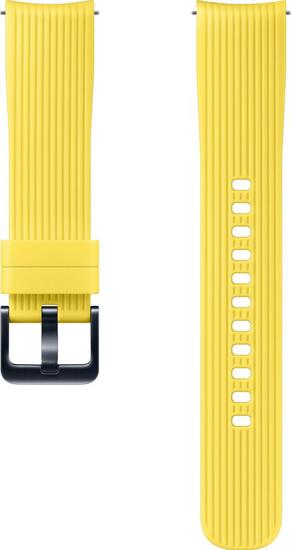 Bild von YSU81MYE Silicon Band für Samsung Watch, Gelb