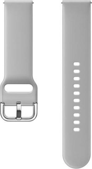 Image de Bracelet SFR50MJE pour Montre Samsung Sport 20 mm Gris