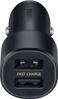Image de Samsung Fast Car Charger EP-L1100WB avec câble noir