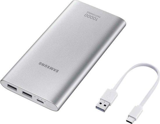Image de Samsung ULC Battery Pack 10,000mAh EB-P1100CS Type-C argent