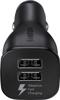 Image de Samsung Fast Car Charger EP-LN920BB avec micro-USB noir