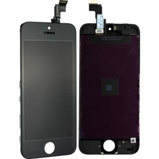 Image de A ++ Unité d'affichage pour iPhone 5c noir