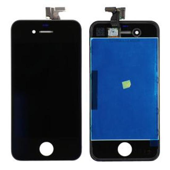 Image de A ++ Unité d'affichage pour iPhone 4 noir