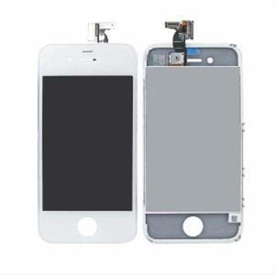 Image de A ++ Unité d'affichage pour iPhone 4s blanc
