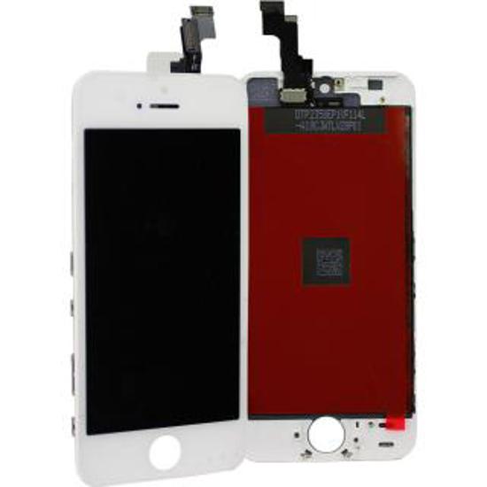 Image de A ++ Unité d'affichage pour iPhone 5s blanc