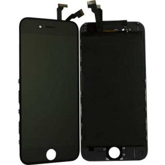 Image de Unité d'affichage pour iPhone 6 Noir