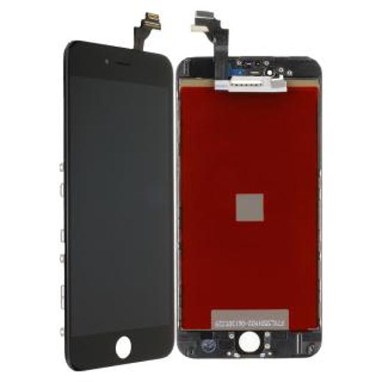 Image de A ++ Unité d'affichage pour iPhone 6 plus noir