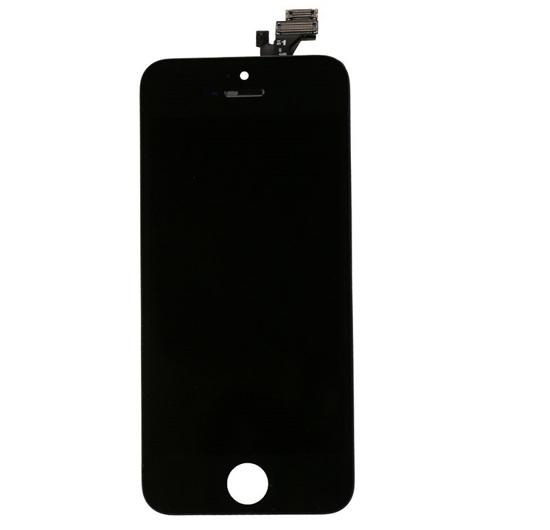 Image de A ++ Unité d'affichage pour iPhone 5 noir