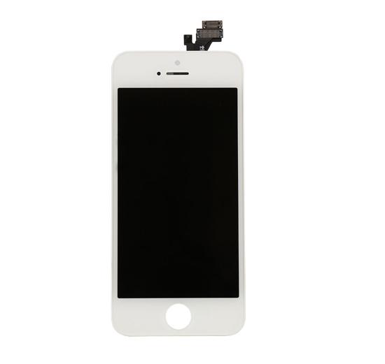 Image de A++ Unité d'affichage pour iPhone 5 blanc