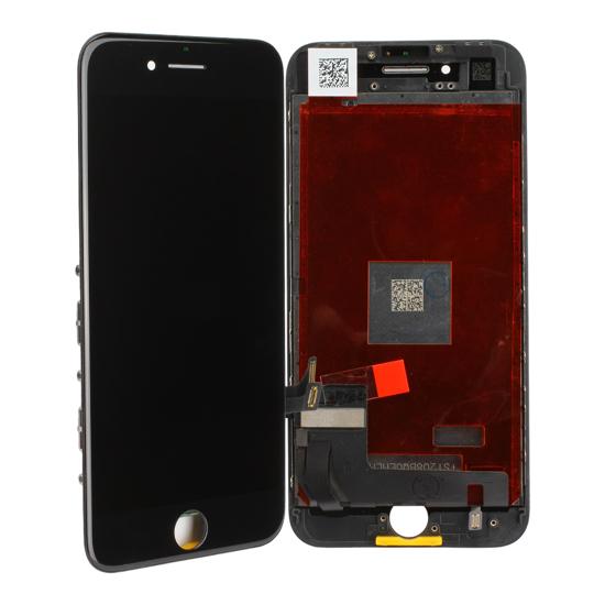 Image de Unité d'affichage pour iPhone 8 Noir