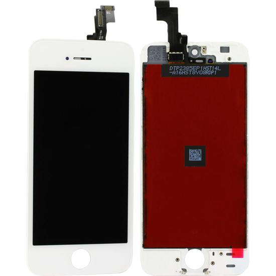 Image de Unité d'affichage pour iPhone SE blanc