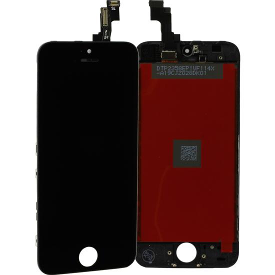 Image de Unité d'affichage pour iPhone SE Noir