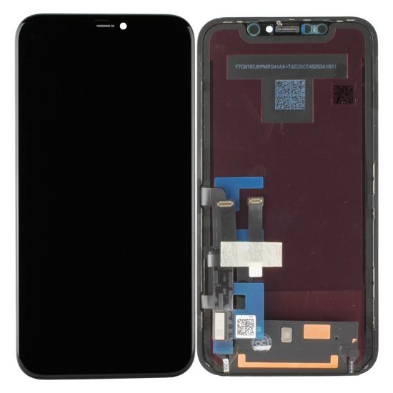 Image de Unité d'affichage pour iPhone 11 Noir