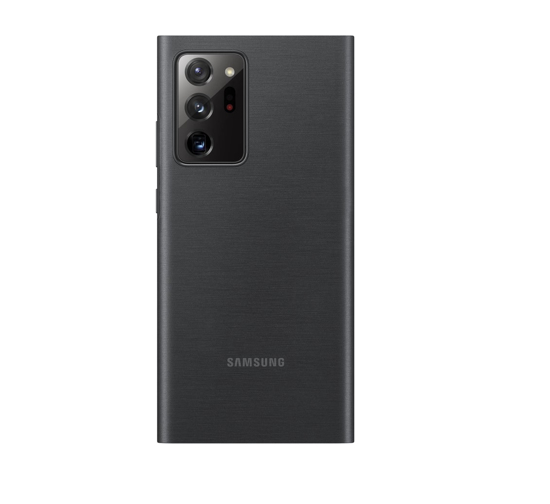 Image de Samsung NN985PBE Smart LED View Cover pour Samsung Galaxy Note 20 Ultra / Note 20 Ultra 5G Noir