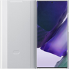 Image de Coque Clear View Samsung ZN985CSE pour Samsung Galaxy Note 20 Ultra / Note 20 Ultra 5G Blanc Argent