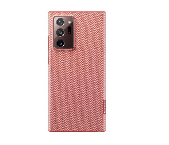 Image de Samsung Coque XN985FRE Kvadrat pour Samsung Galaxy Note 20 Ultra / Note 20 Ultra 5G, en matériau recyclé Kvadrat Rouge