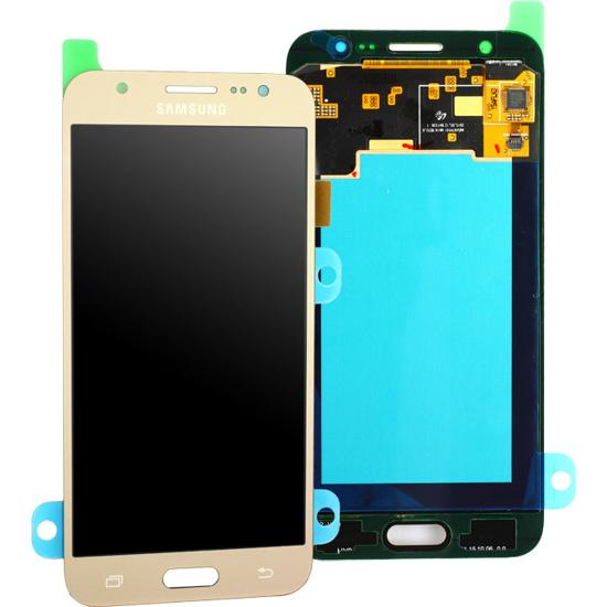 Image de Unité d'affichage pour Samsung Galaxy J5 J500, or