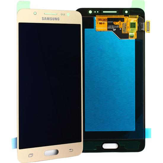 Bild von Display Einheit für Samsung Galaxy J5 2016 J510, Gold