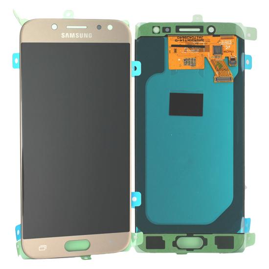 Image de Unité d'affichage pour Samsung Galaxy J6 2016 J510, or