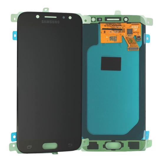 Image de Unité d'affichage pour Samsung Galaxy J6 2016 J510, noir