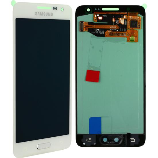 Image de Unité d'affichage pour Samsung Galaxy A3 A300, blanc
