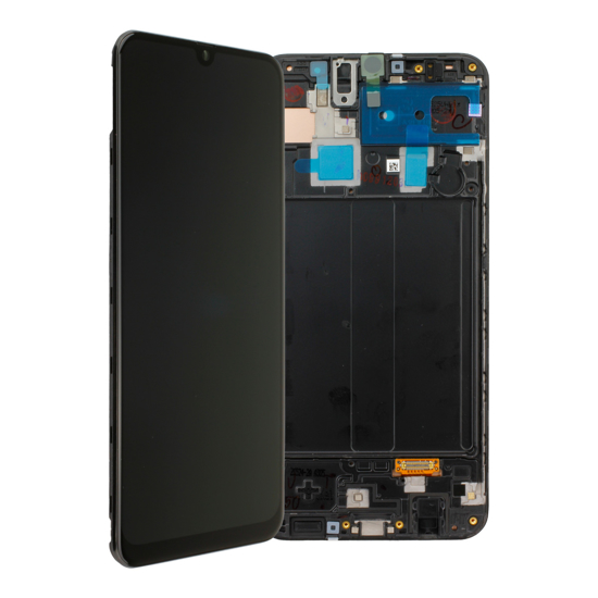 Image de Unité d'affichage pour Samsung Galaxy A30 A305F, noir