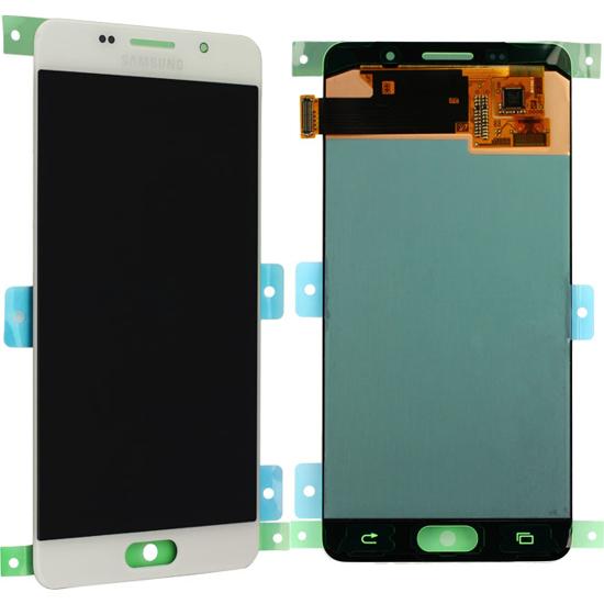 Image de Unité d'affichage pour Samsung Galaxy A5 2016 A510, blanc