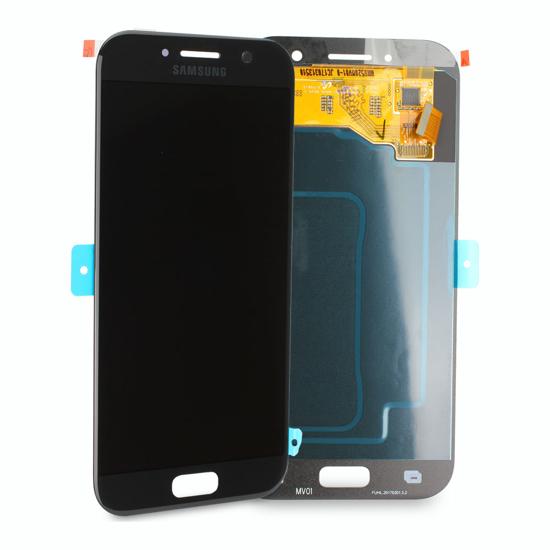 Bild von Display Einheit für Samsung Galaxy A5 2017 A520, Schwarz