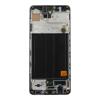 Image de Unité d'affichage pour Samsung Galaxy A51 A515F, noir