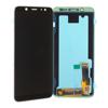 Image de Unité d'affichage pour Samsung Galaxy A6 2018 A600, noir