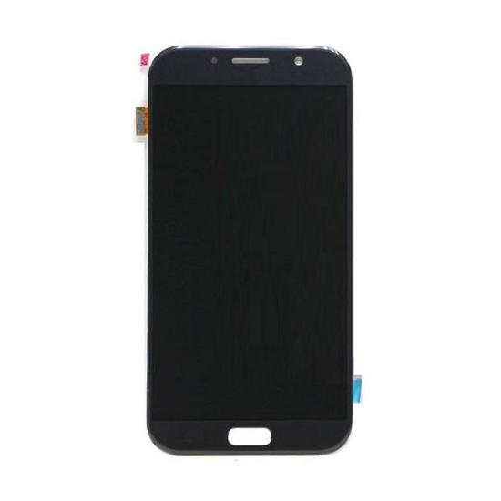 Image de Unité d'affichage pour Samsung Galaxy A7 2017 A720, noir