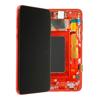 Image de Unité d'affichage pour Samsung Galaxy S10e G970, rouge