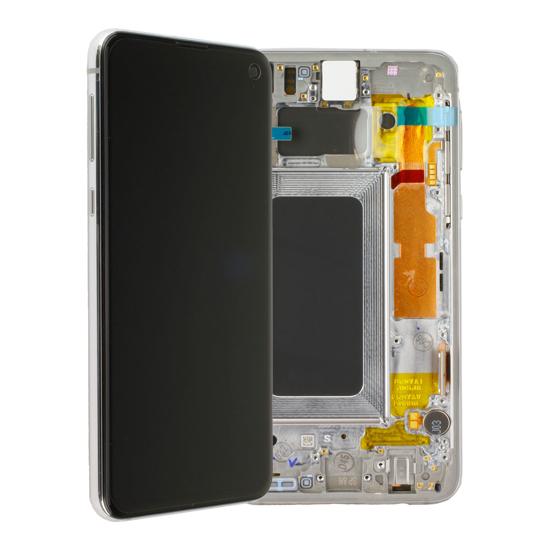 Image de Unité d'affichage pour Samsung Galaxy S10e G970, Prism Silver
