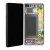 Image de Unité d'affichage pour Samsung Galaxy S10 + G975, Prism Black / Ceramic Black