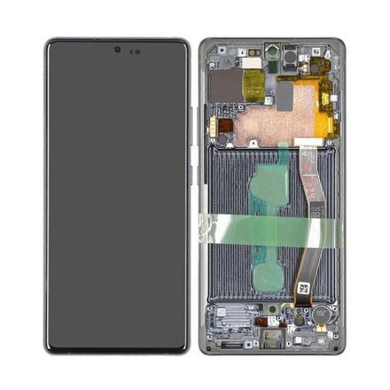 Image de Unité d'affichage pour Samsung Galaxy S10 Lite G770F, noir