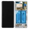 Image de Unité d'affichage pour Samsung Galaxy S10 5G G977, Crown Silver