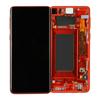 Image de Unité d'affichage pour Samsung Galaxy S10 G973, rouge