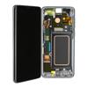 Image de Unité d'affichage pour Samsung Galaxy S9 + G965, gris titane