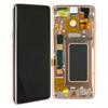 Image de Unité d'affichage pour Samsung Galaxy S9 + G965, Sunrise Gold