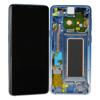 Image de Unité d'affichage pour Samsung Galaxy S9 G960, Polaris Blue