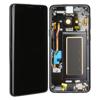 Image de Unité d'affichage pour Samsung Galaxy S9 G960, Midnight Black
