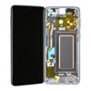 Image de Unité d'affichage pour Samsung Galaxy S9 G960, gris titane