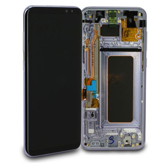 Image de Unité d'affichage pour Samsung Galaxy S8 + G955, Orchid Grey