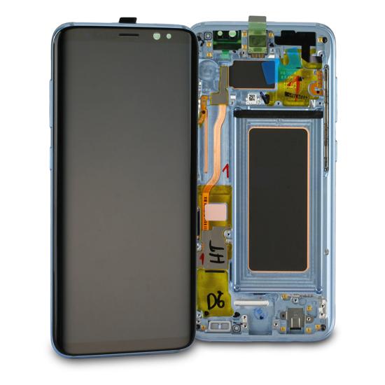 Image de Unité d'affichage pour Samsung Galaxy S8 G950, bleu